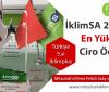 İklimSA 2011 Yılı En Yüksek Ciro Ödülü Türkiye 5.si İklim Plus